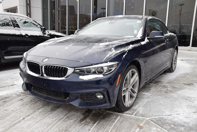 2019 BMW 440i Xdrive Cabriolet Cabriolet