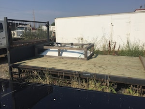 2015 Knapheide Flat deck