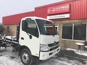 2016 HINO 195-137