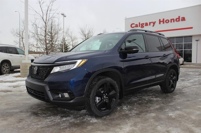 New 2019 Honda Passport For Sale At Calgary Honda Vin