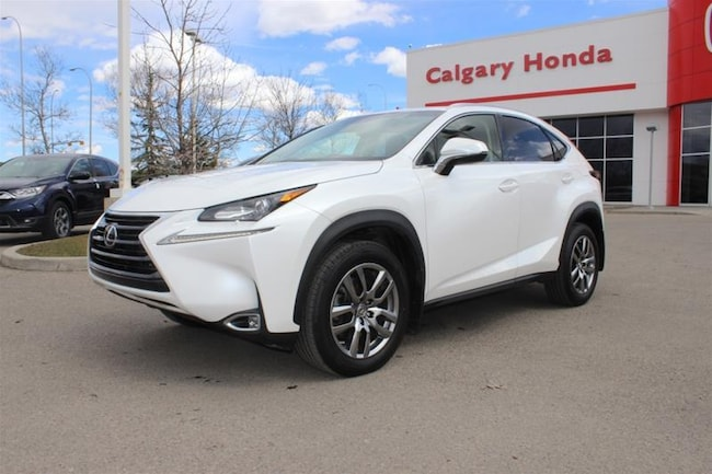 2017 LEXUS NX 200t 6A One Owner Alta SUV