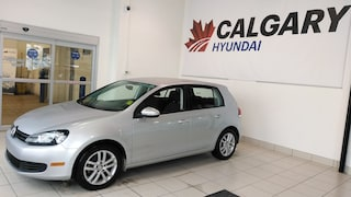 2010 Volkswagen Golf 2.5L Trendline Hatchback