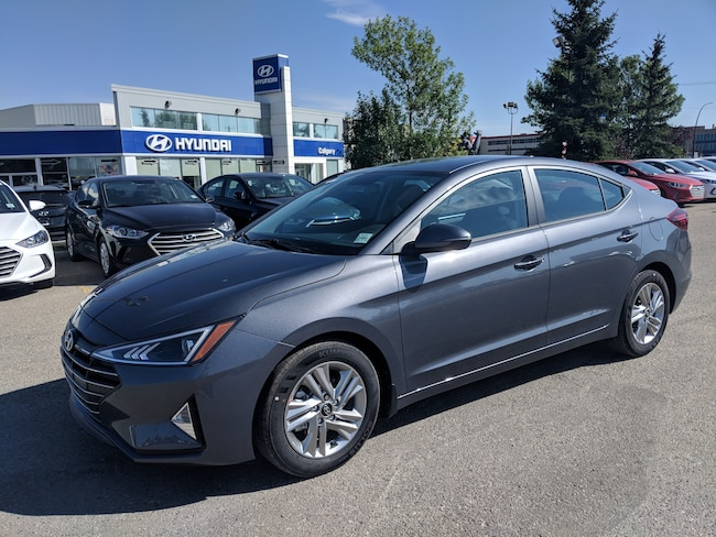 2019 Hyundai Elantra Preferred Front Wheel Drive Sedan