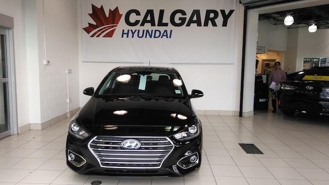 2019 Hyundai Accent Ultimate Front Wheel Drive Hatchback
