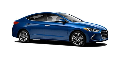 Elantra at Northland Hyundai