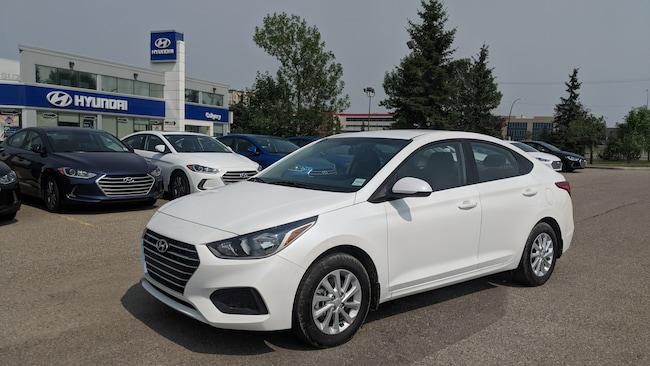 2018 Hyundai Accent GL Front Wheel Drive Sedan