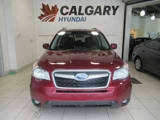 2015 Subaru Forester 2.5i Convenience Package w/PZEV SUV