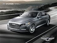 2015 Hyundai Genesis Sedan