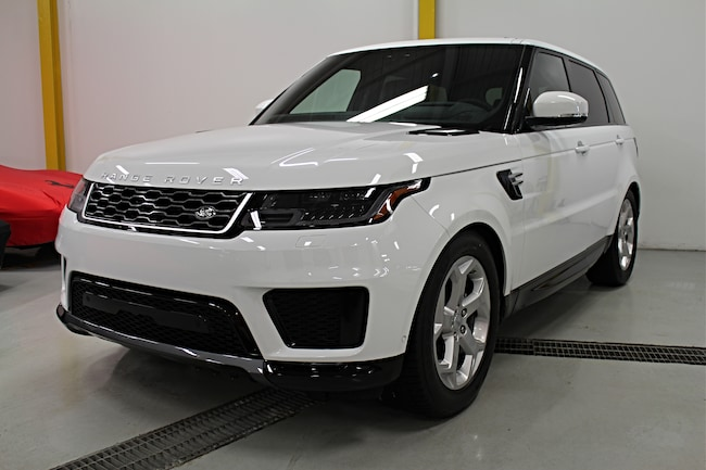 2019 Land Rover Range Rover Sport HSE | TD6 SUV