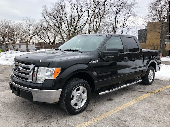 2011 Ford F-150 XLT Truck