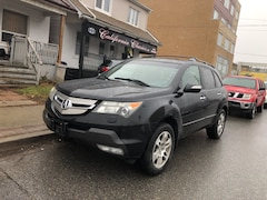 2008 Acura MDX NAV! LEATHER! SUNROOF! - 4X4 SUV