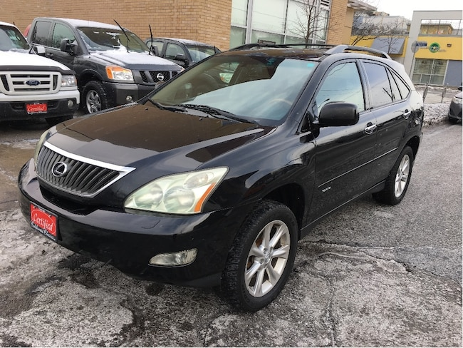 2008 LEXUS RX 350 TOURING! NAV! LEATHER! SUNROOF! - 4X4 SUV