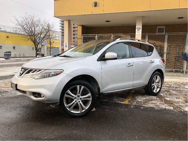 2012 Nissan Murano LE / Pano roof/ Back up Cam SUV