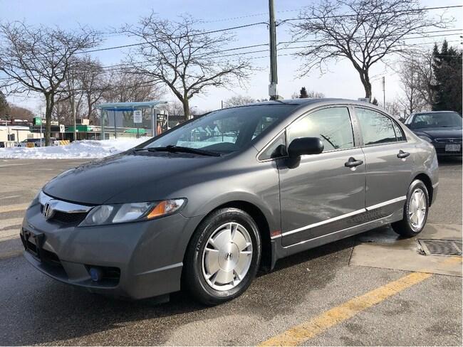 2011 Honda Civic DX-G Sedan