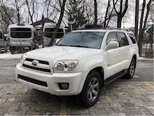 2009 Toyota 4Runner LIMITED! V6! LEATHER! SUNROOF! - 4X4 SUV