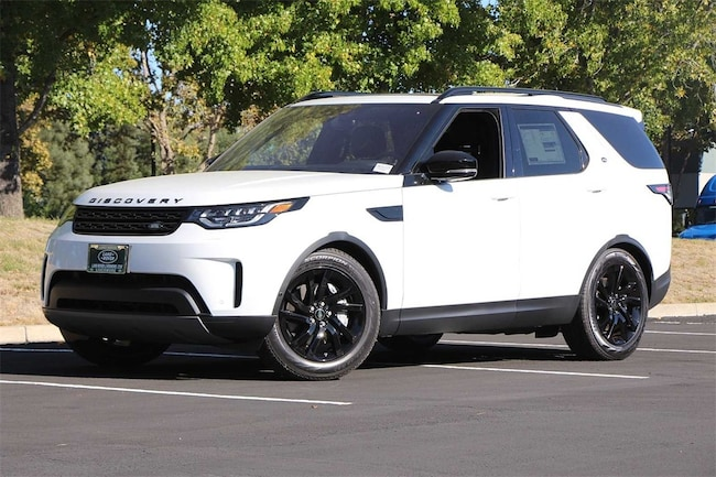 New 2019 Land Rover Discovery SE SUV for sale in Livermore, CA