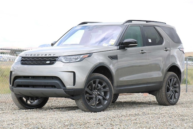 New 2020 Land Rover Discovery HSE SUV for sale in Livermore, CA