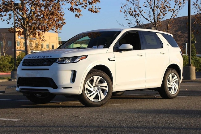 New 2020 Land Rover Discovery Sport R-Dynamic S SUV for sale in Livermore, CA