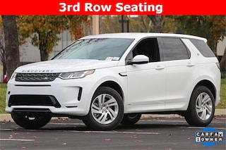 Pre-Owned 2020 Land Rover Discovery Sport S R-Dynamic SUV LSLH845109 for sale in Livermore, CA