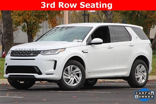 Used 2020 Land Rover Discovery Sport S R-Dynamic SUV Livermore, CA
