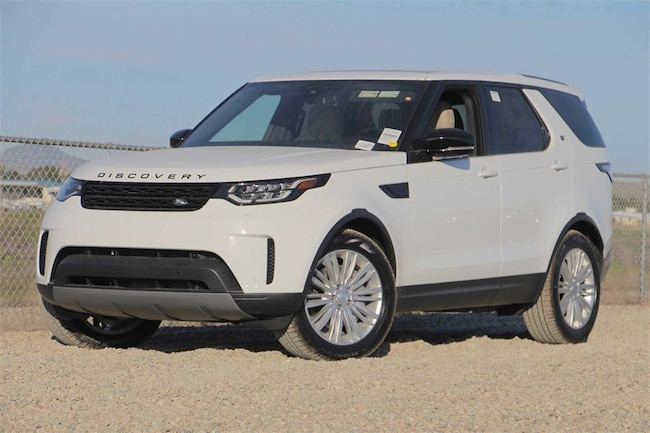 New 2020 Land Rover Discovery SE SUV for sale in Livermore, CA