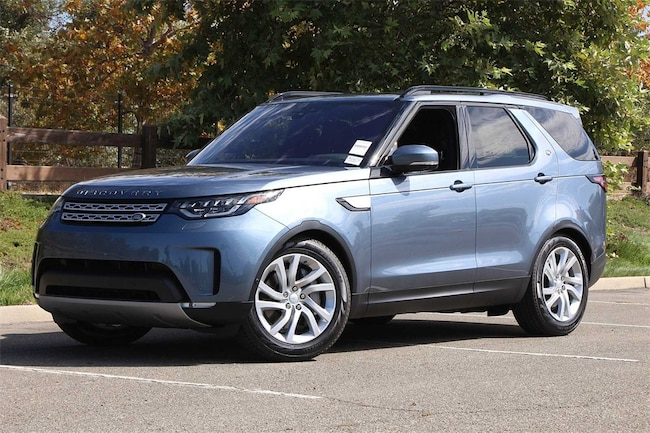 New 2019 Land Rover Discovery HSE SUV for sale in Livermore, CA