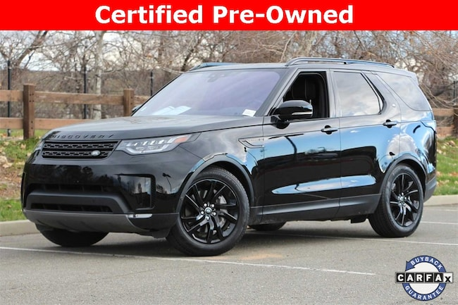 Used 2019 Land Rover Discovery HSE SUV Livermore, CA