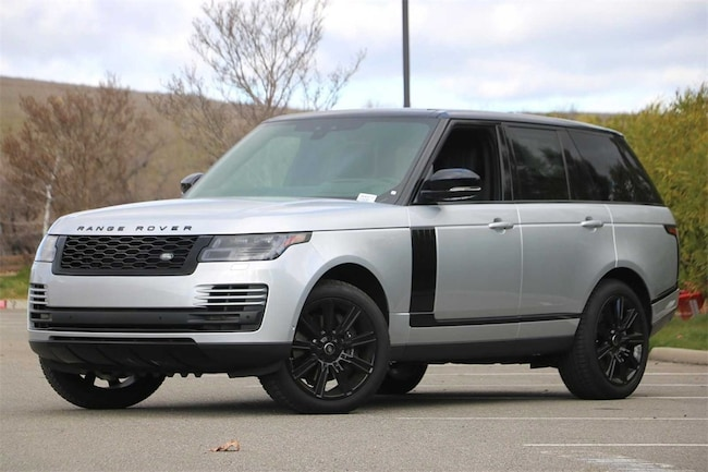 New 2019 Land Rover Range Rover HSE SUV for sale in Livermore, CA