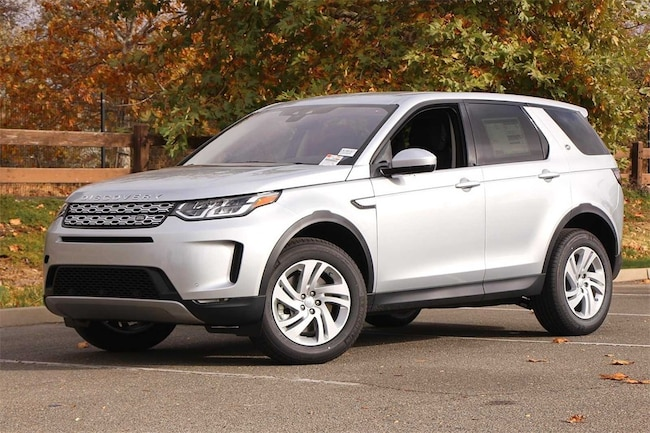 New 2020 Land Rover Discovery Sport Standard SUV for sale in Livermore, CA