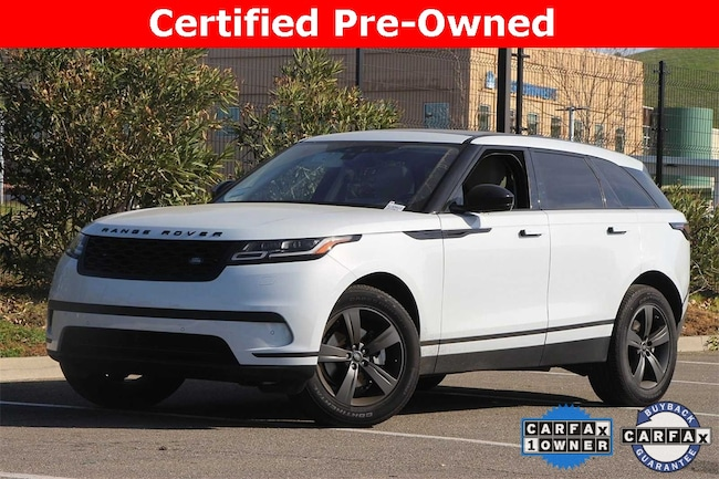 Certified Pre-Owned   2020 Land Rover Range Rover Velar P250 S SUV for sale in Livermore, CA