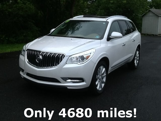 2018 Buick Enclave: Redesign, Styling, New Engines, Price >> All New Pre Onwed Inventory In Burnham Pa Calkins Subaru