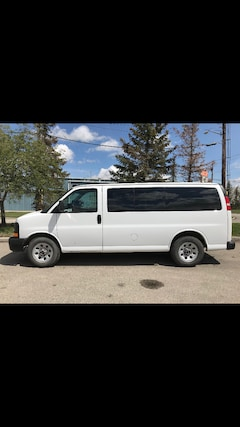 2014 GMC Savana 1500 1LS Van Passenger Van