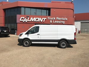 2017 Ford Transit-150 w/60/40 Pass-Side Cargo-Doors