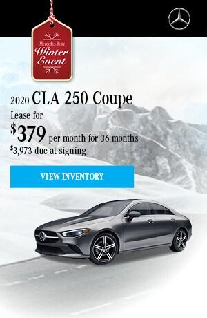 2020 CLA 250 - November Offer