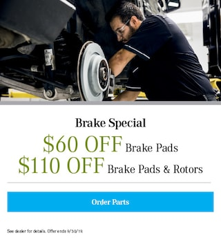 Brakes and Rotors Special