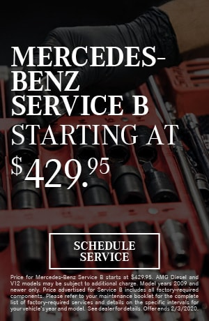 Service B Special