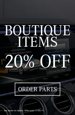 Boutique Items Special