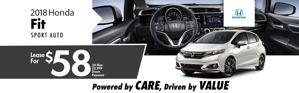 2018 Honda HR-V LX AWD Lease Special at Cambridge Honda