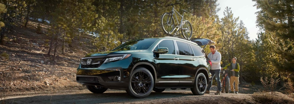 2019 Honda Pilot in Cambridge, Newton and Waltham