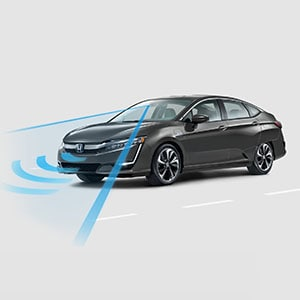 2018 Honda Clarity Plug-In Hybrid in Cambridge, Newton and Waltham