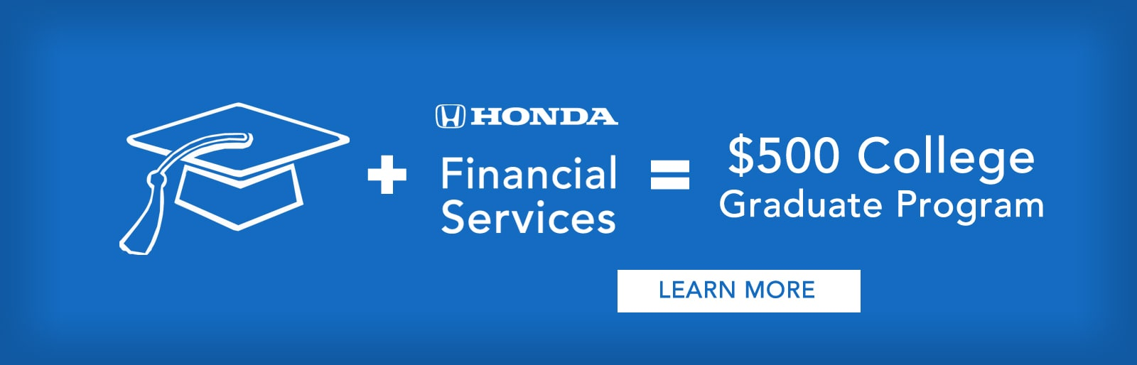 The Honda College Graduate Program, Helping Students From MIT, Tufts,  Harvard, Cambridge College U0026 More Celebrate With A Deal On A New Honda