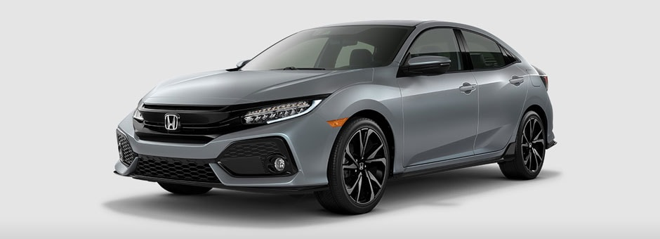 2018 Honda Civic Hatchback in Cambridge, Newton and Waltham