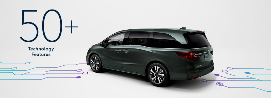 2018 Honda Odyssey in Cambridge, Newton and Waltham