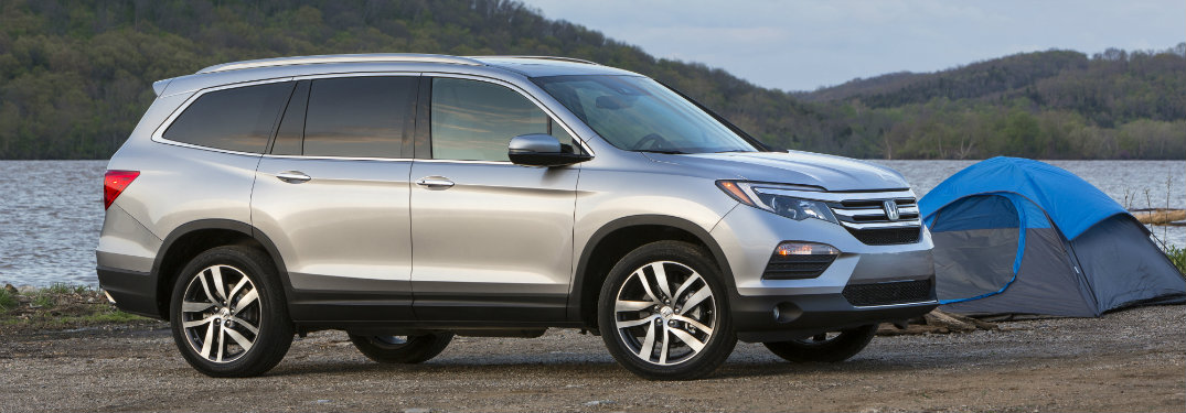 2018 Honda Pilot Cambridge Honda