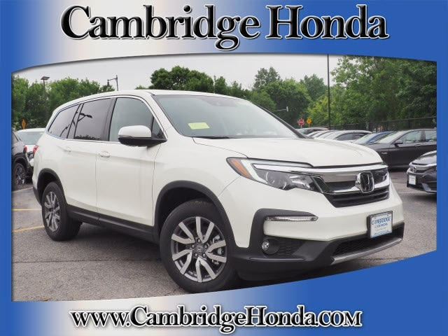 2019 Honda Pilot EX-L w/Navigation and Rear Entertainment System SUV