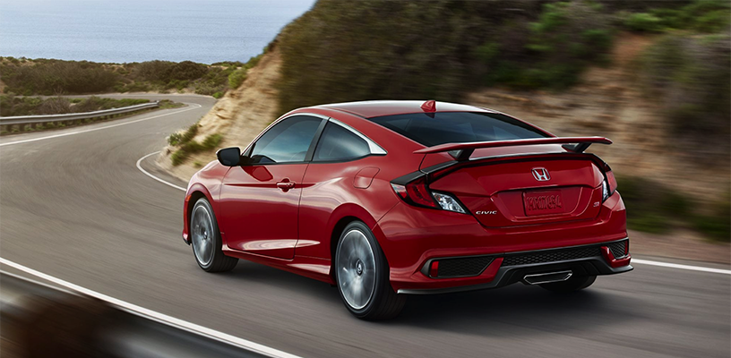2018 Honda Civic Si Cambridge Honda