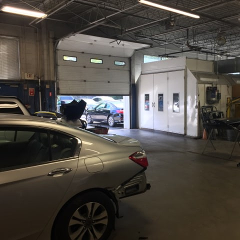 Cambridge Honda Body Shop Amp Collision Center Cambridge