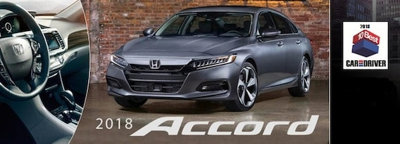 Cambridge Honda | New 2018 Honda Accord