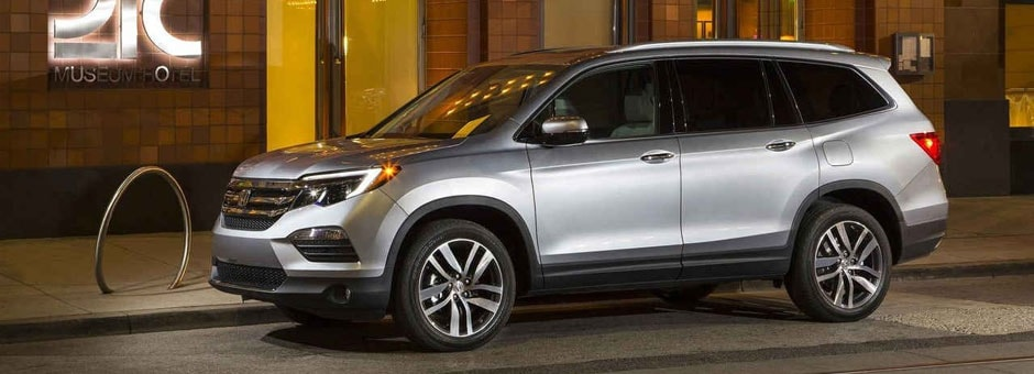 New 2018 Honda Pilot At Cambridge Honda Cambridge Honda