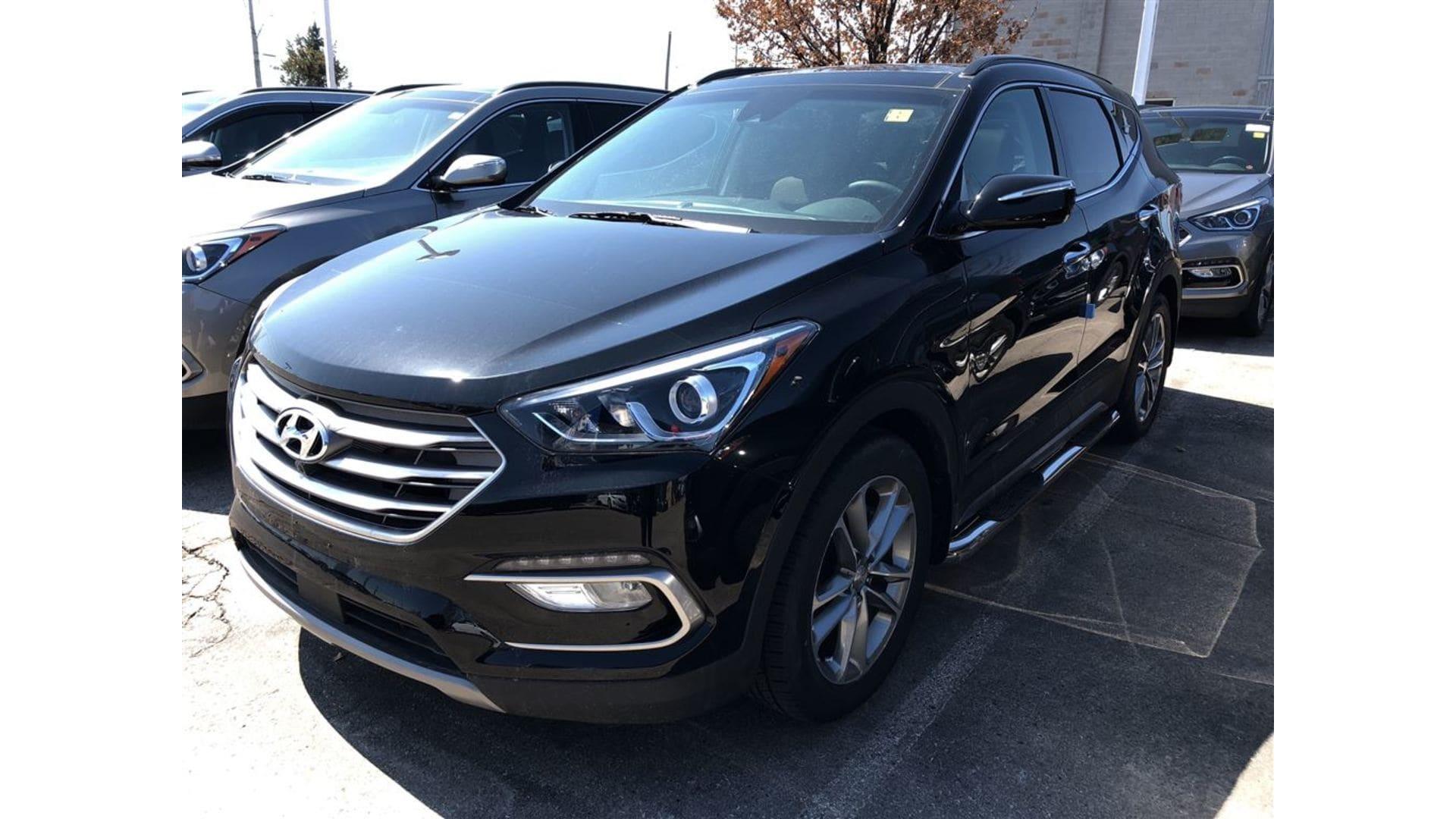 2017 Hyundai Santa Fe 2.0T|AUTO|ULT Sport Utility